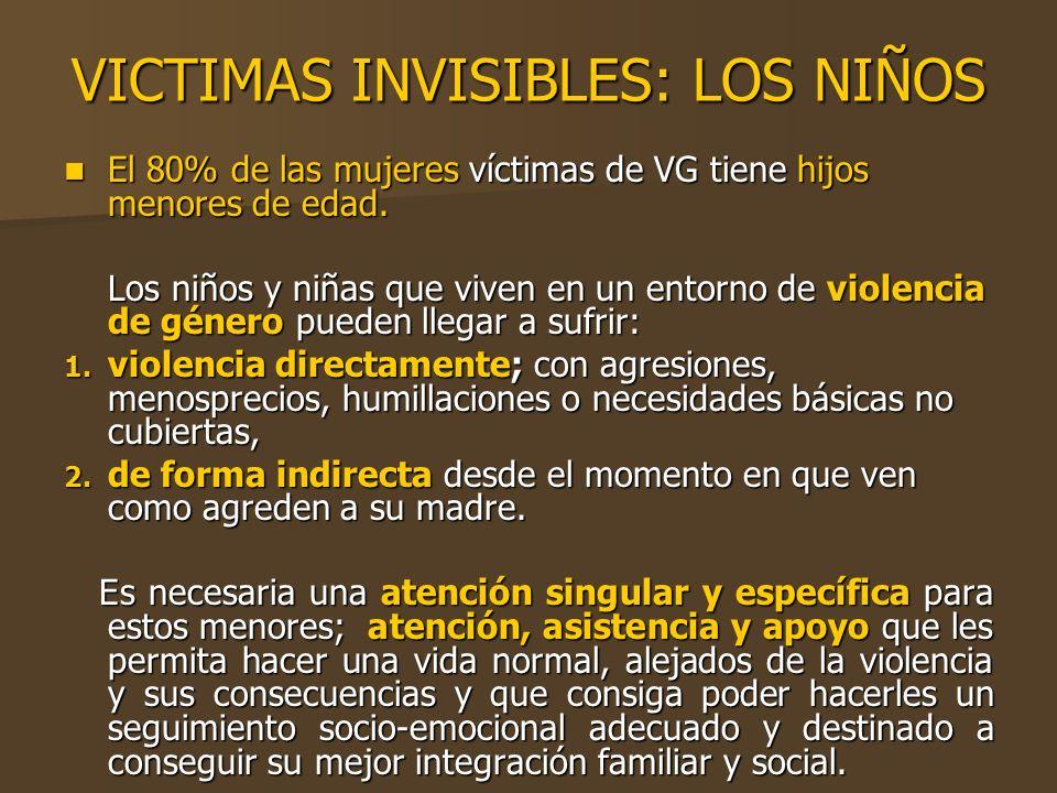 ACTUACION POLICIAL Una de las armas actuales contra la violencia de género es la mejor cualificación de los cuerpos de seguridad del Estado: CREACIÓN DE GRUPOS ESPECIALIZADOS EN VG.