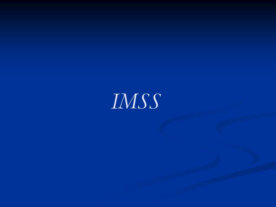 Agenda Aspectos a Considerar en el IMSS Conservación de derechos prestaciones médicas Conservación de derechos embarazadas Conservación de derechos pa