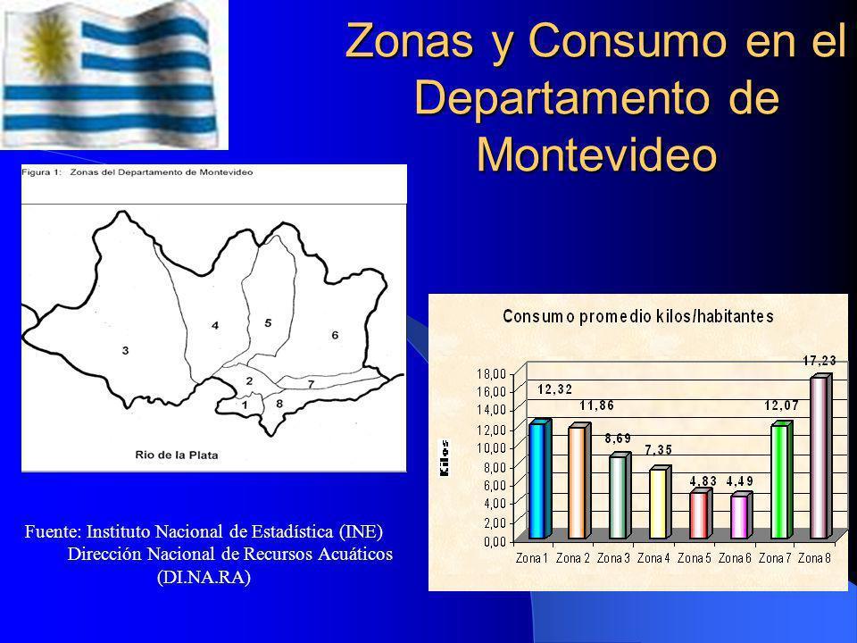 Comparativo de precios de carnes de consumo interno Año 2006 Fuente: Monografía realizada Sr.