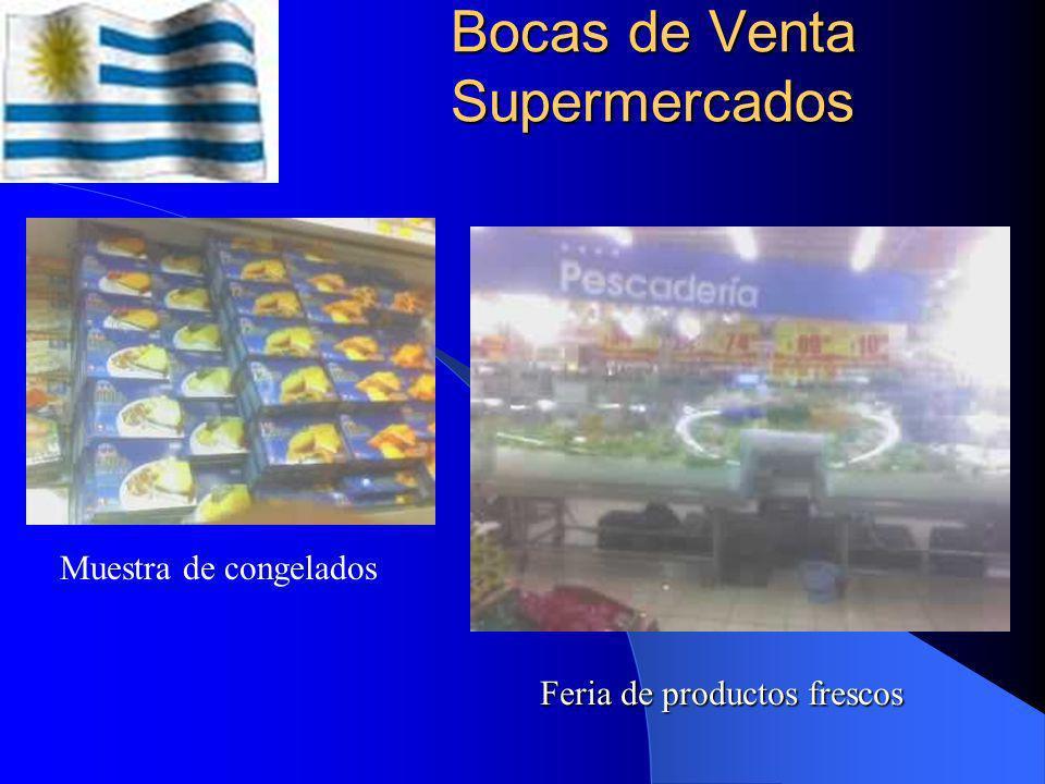 Consumo de pescado por Bocas de Venta Fuente: Encuesta directa realizada por Sr. Carlos Mazza INE - Instituto Nacional de Estadística