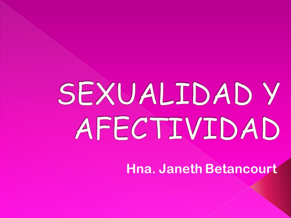 Hna. Janeth Betancourt