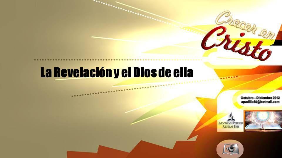 La Biblia revela que Dios es Creador: (Gén.1:1), nos creó en forma especial: (Gén 1:27).
