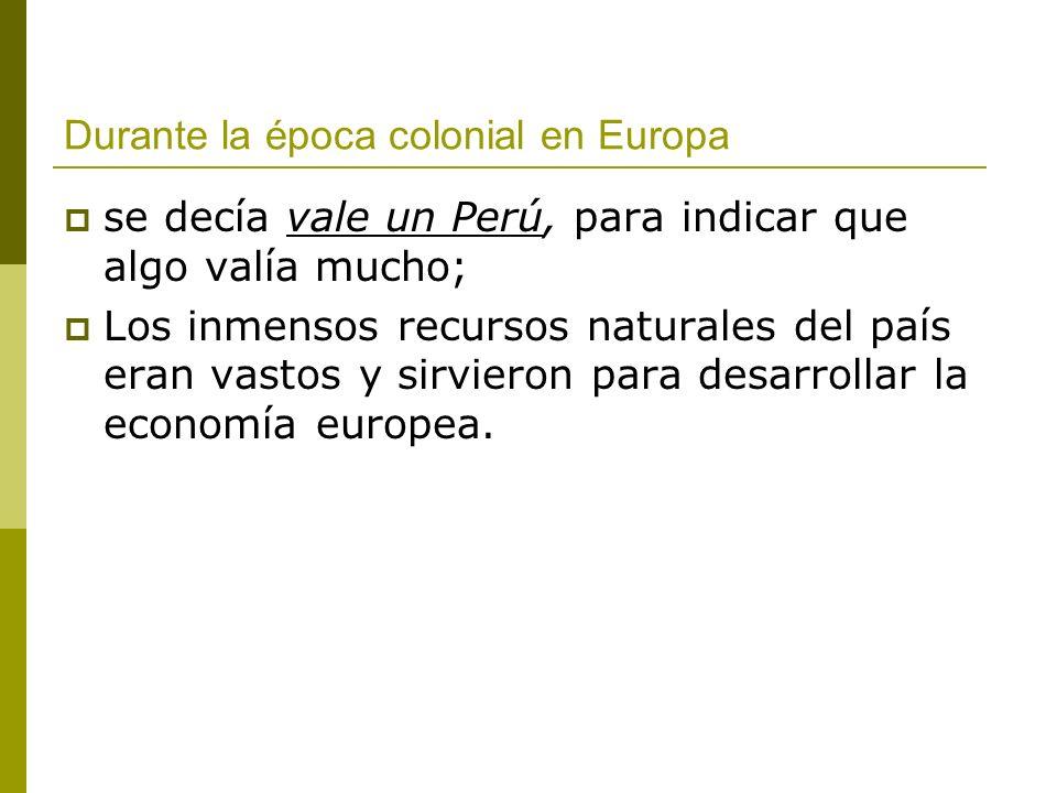 El gran imperio incaica desde el siglo XII hasta 1532 Perú era el centro; Leyenda: los padres míticos del imperio Mama Ocllo, Manco Cápac Salieron del Lago Titicaca http://www.youtube.com/watch?v=uS2RfobNNrE http://www.youtube.com/watch?v=FdG4aoa1wvw Recibieron órdenes del sol de encontrar una tierra fértil en donde se hundiera la lanza de Manco Cápac.