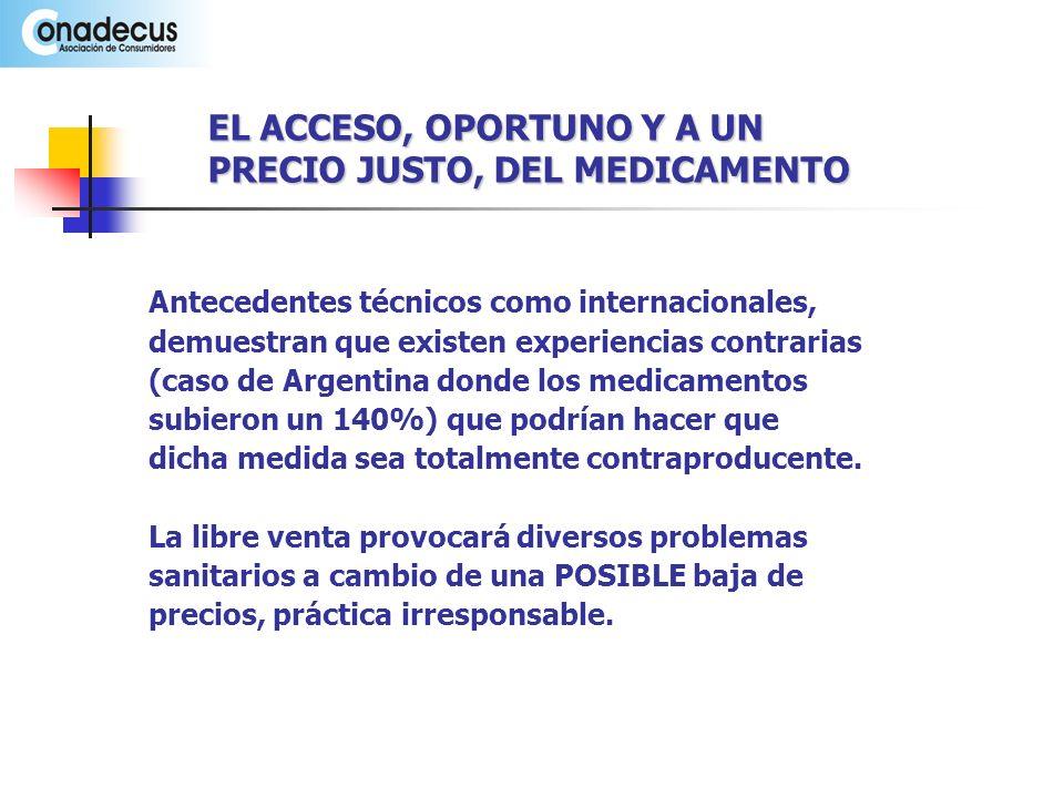 Intoxicación y Automedicación Las intoxicaciones con medicamentos, de origen intencional o casual son una realidad en Chile.