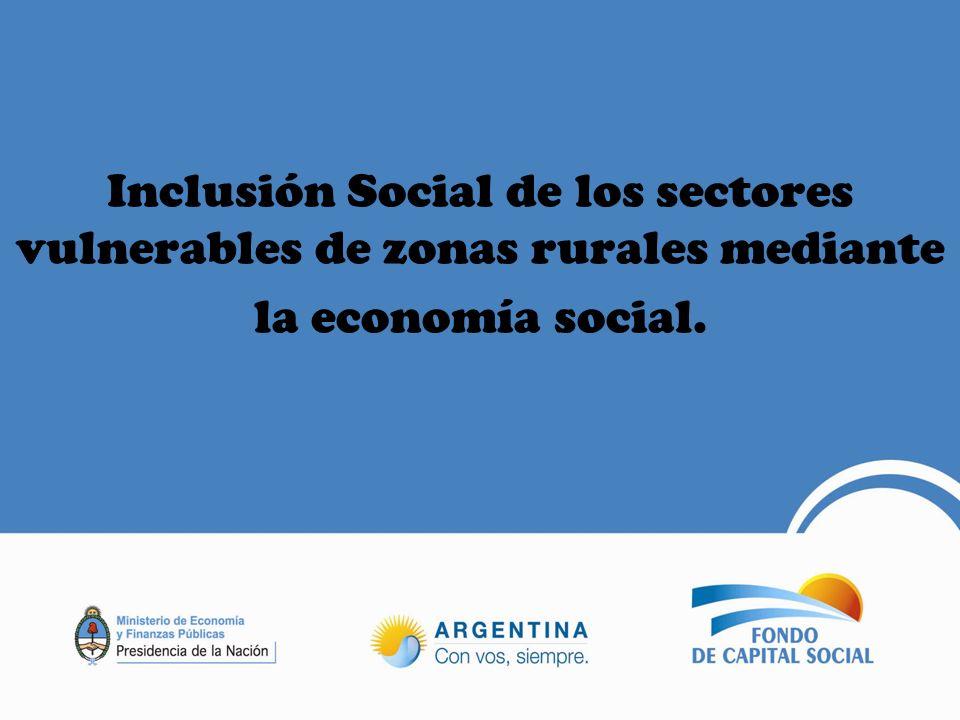 Son el conjunto de servicios financieros y no financieros, destinados a personas de bajos ingresos excluidas del acceso al uso del crédito convencional.