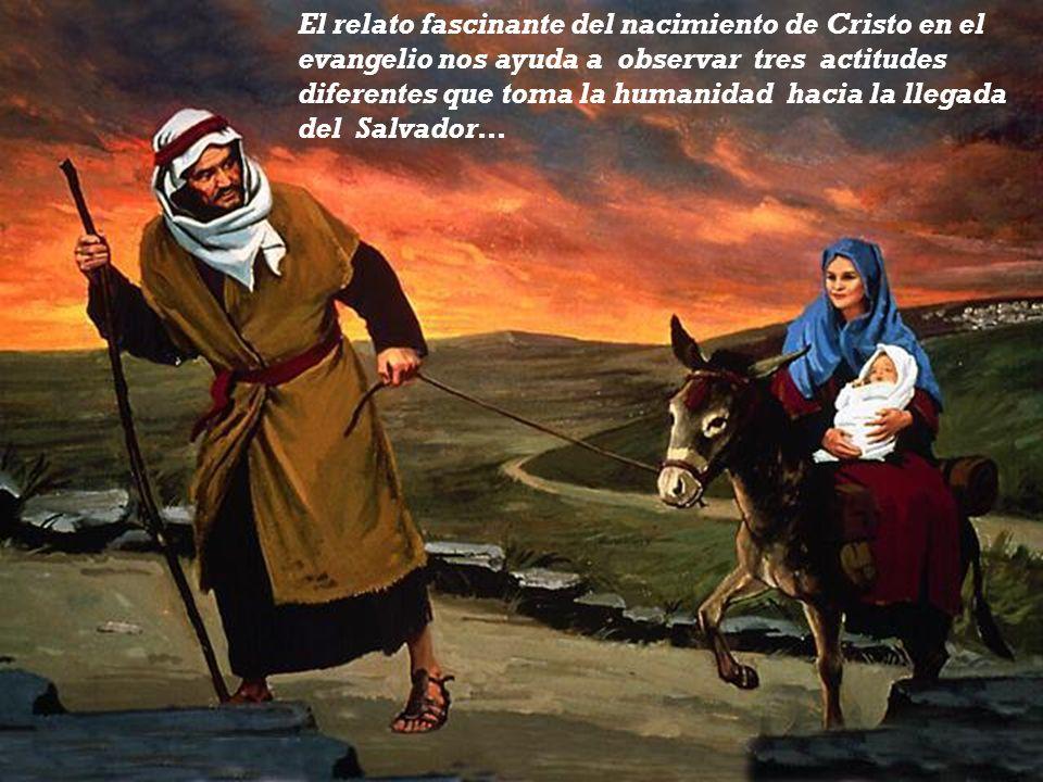 A una muchacha pobre y desconocida Dios le dice: Darás a luz un hijo a quien llamarás Jesús. Será grande, llevará el título de Hijo del Altísimo. El S