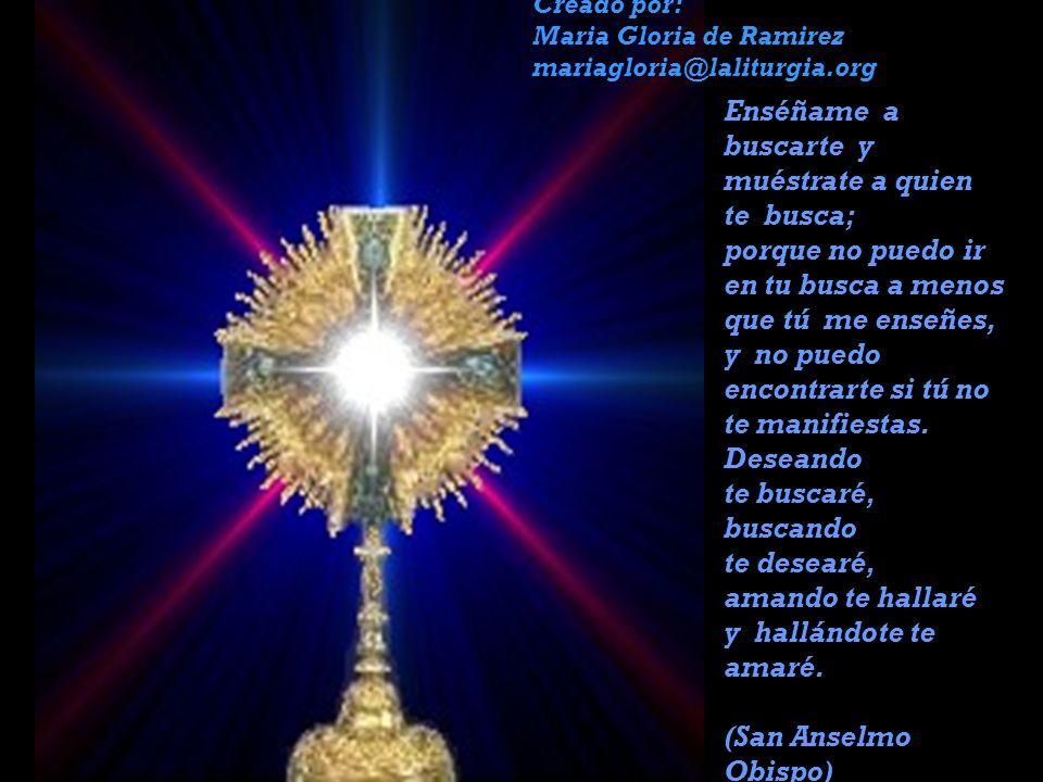 Ven Señor Jesús Marana tha… (Apocalipsis 22, 20) Recibamosle nosotros, preparemos nuestro corazón para su venida, y no nos cansemos de trabajar por El