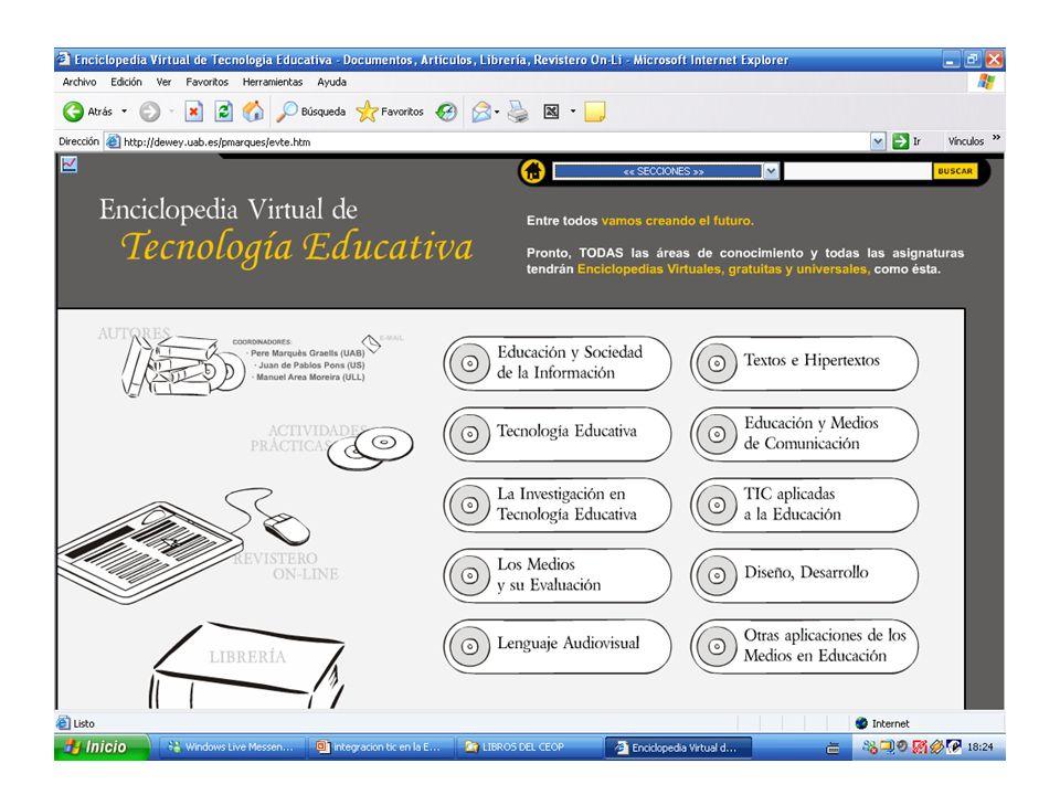 6.Las Visitas virtuales (3D).
