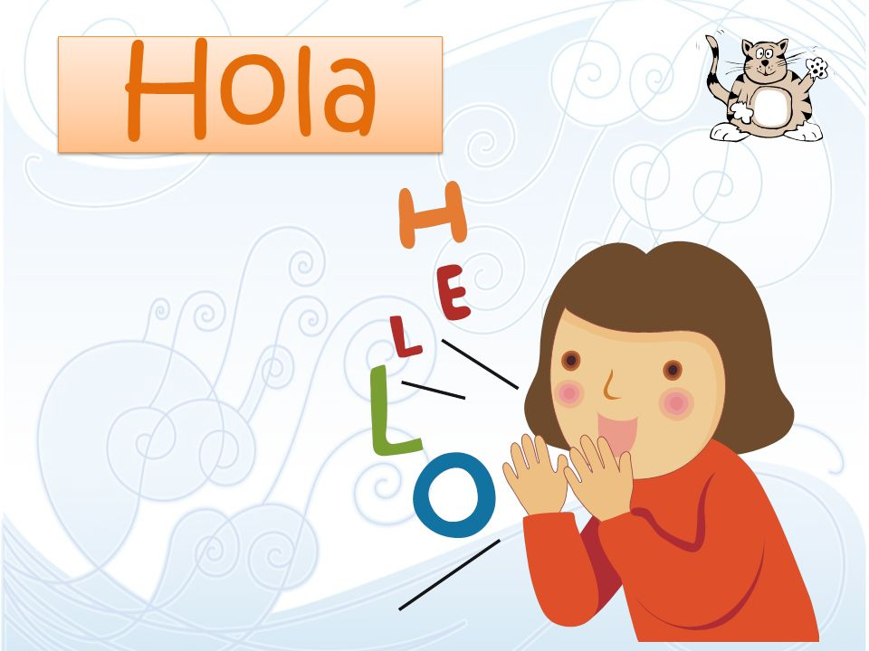 ¿Cómo estás? How are you? ??
