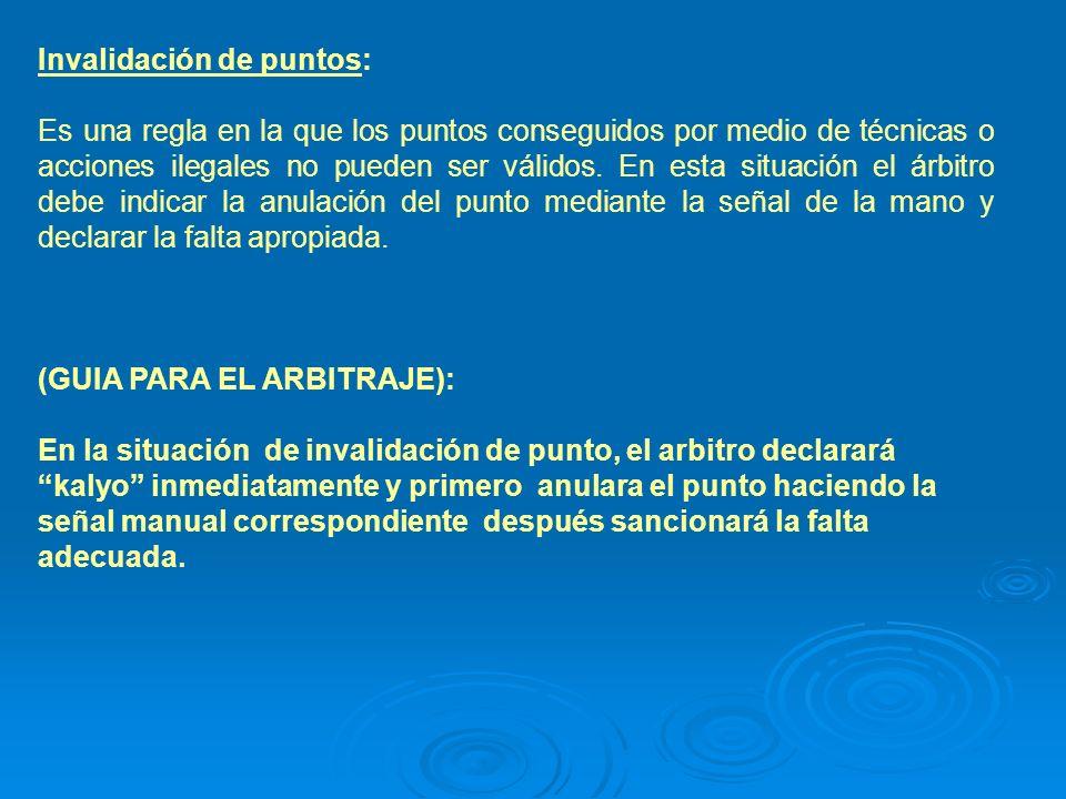 ARTÍCULO 13.PUNTUACIÓN Y PUBLICACIÓN 1.