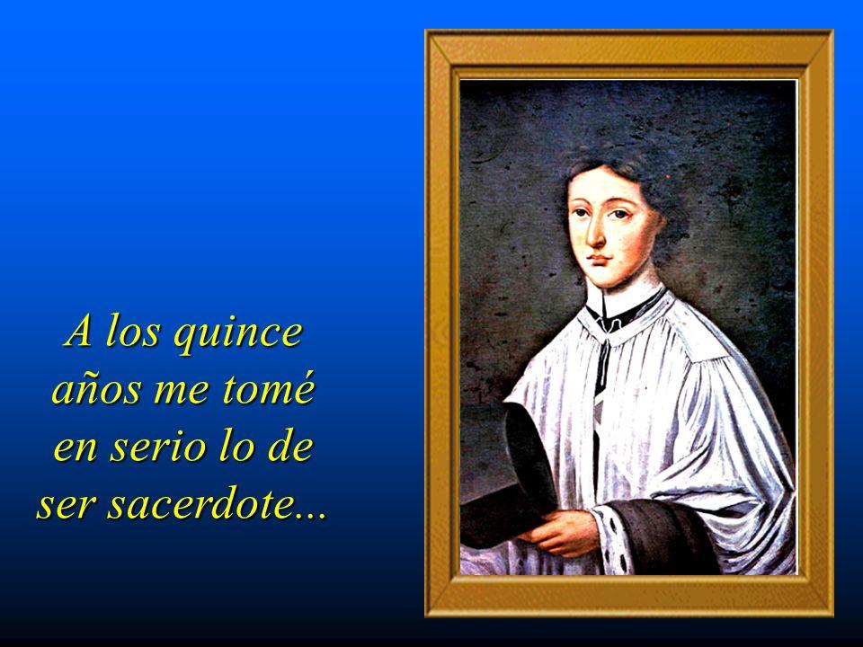 Abrí una escuela para formar maestros 1685