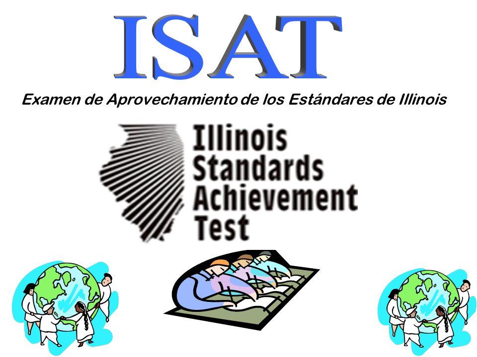 Examen de Aprovechamiento de los Estándares de Illinois