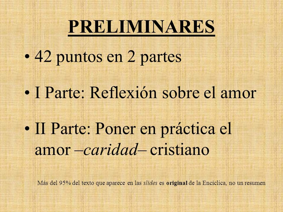 EncíclicaDeus caritas est Sobre el amor cristiano 25-XII-2005