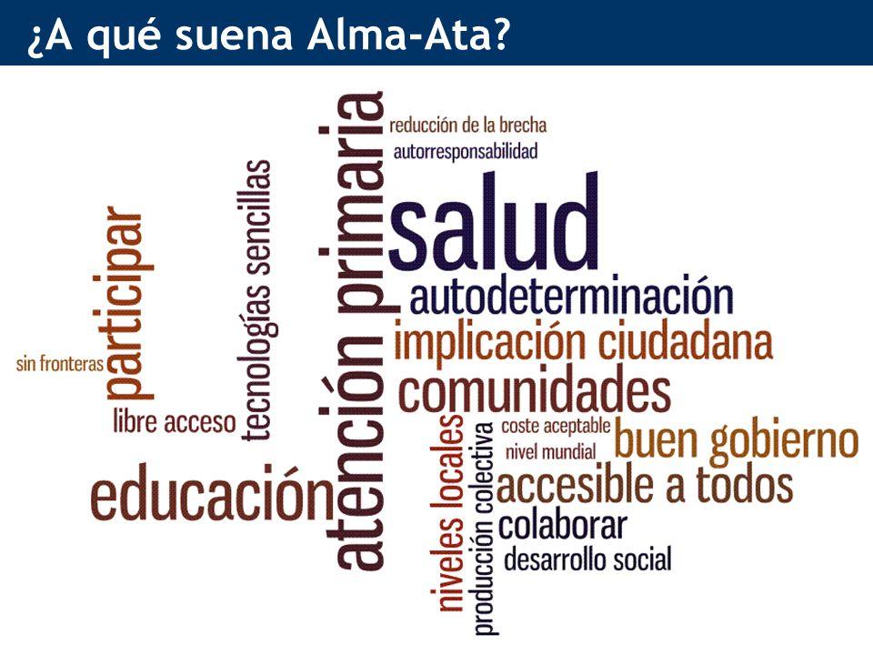 ¿A qué suena Alma-Ata