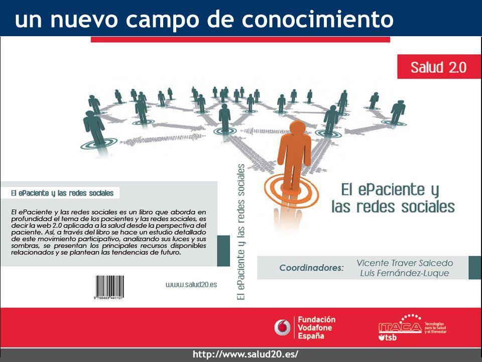 un nuevo campo de conocimiento http://www.salud20.es/