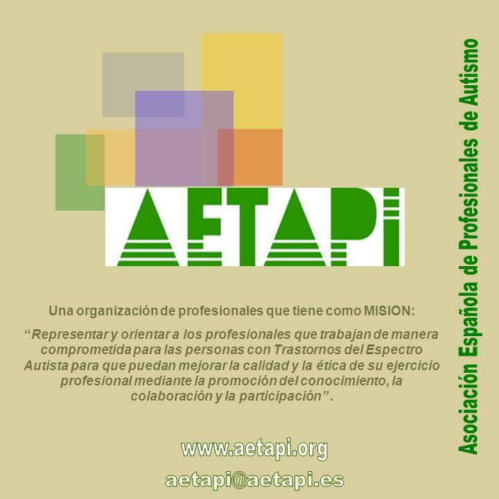 Una organización de profesionales que tiene como MISION: Representar y orientar a los profesionales que trabajan de manera comprometida para las perso