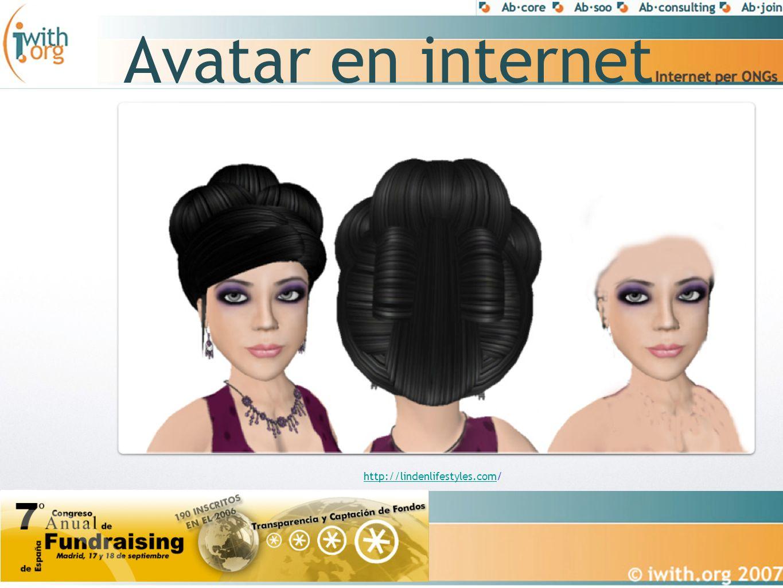 Avatar en internet http://lindenlifestyles.comhttp://lindenlifestyles.com/