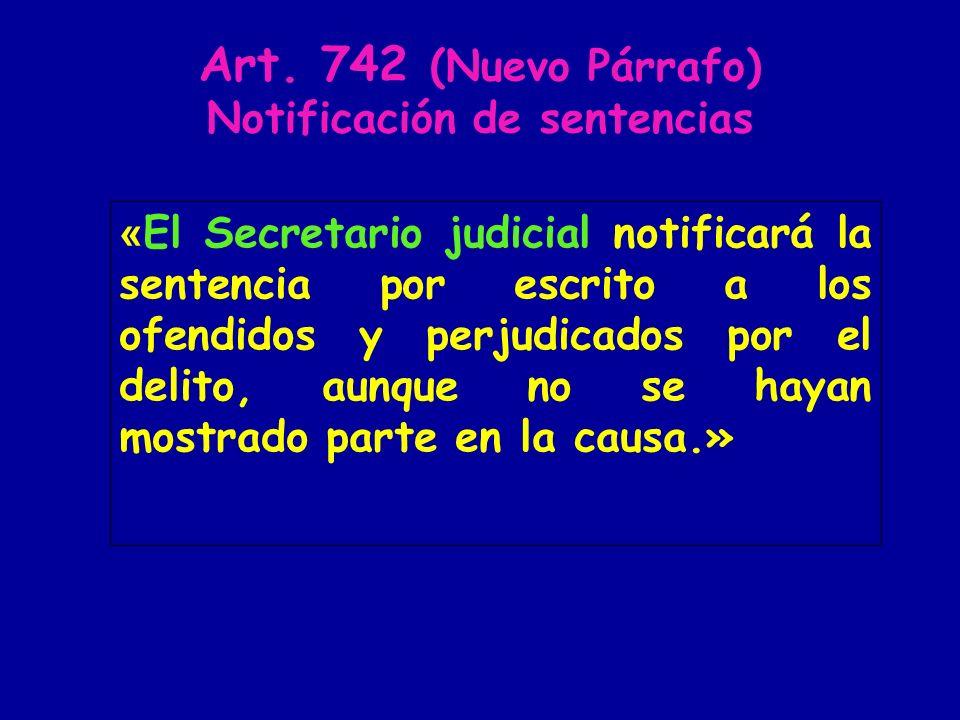 Art.544 ter Orden de protección 8.