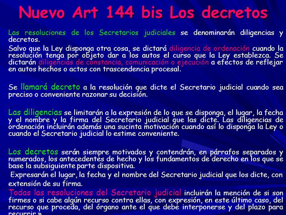 Art 197 Plazo resoluciones Las resoluciones y diligencias judiciales se dictarán y practicarán dentro de los términos señalados para cada una de ellas.