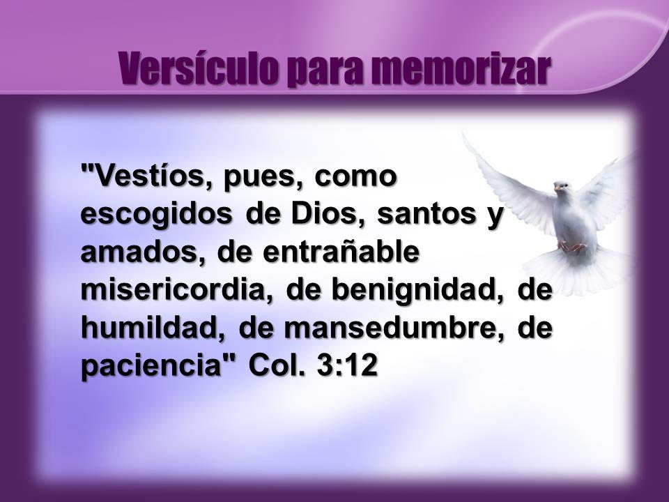 Antes sed benignos unos con otros, misericordiosos, perdonándoos unos a otros, como Dios también os perdonó a vosotros en Cristo Efesios 4:32 II.