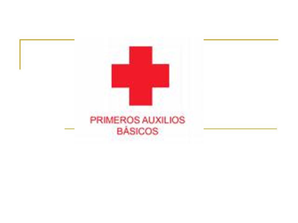 Primeros Auxilios El conocimiento de los procedimientos de emergencia, ayudan a prepararte para las situaciones de emergencia.