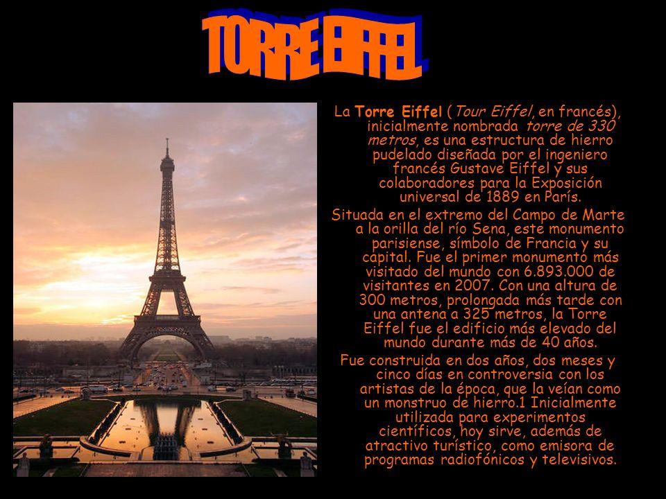 El Arco de Triunfo de París (Arc de Triomphe, en francés) es uno de los arcos de triunfo más famosos del mundo. Está ubicado en la plaza Charles de Ga
