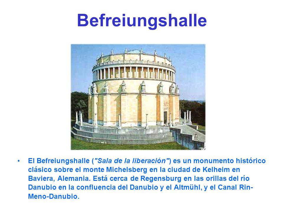 Befreiungshalle El Befreiungshalle (
