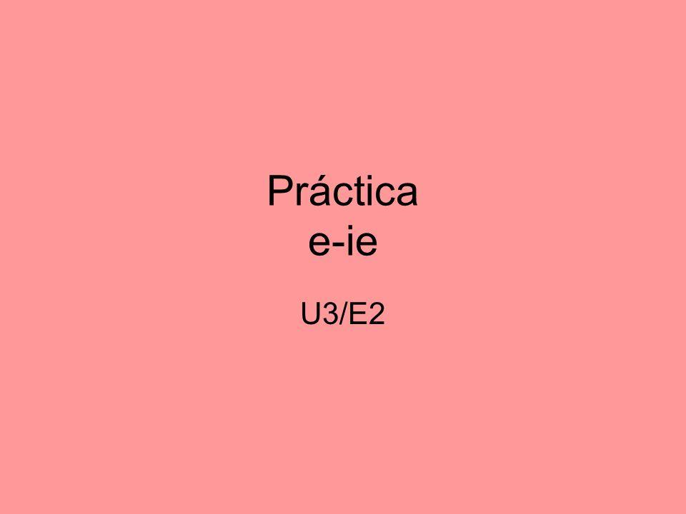 Práctica e-ie U3/E2