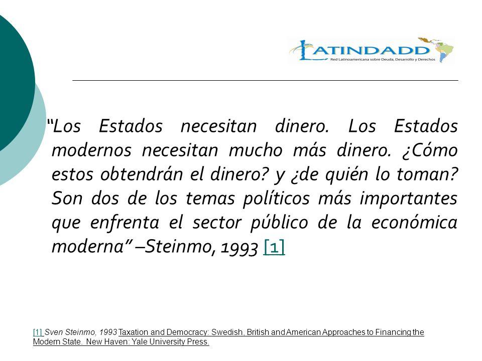 La política fiscal se está perfilando en los países de América Latina como herramienta esencial no solo de captación de recursos para financiar políticas públicas, sino también de la transformación productiva que un proyecto de desarrollo sostenido e incluyente reclama.