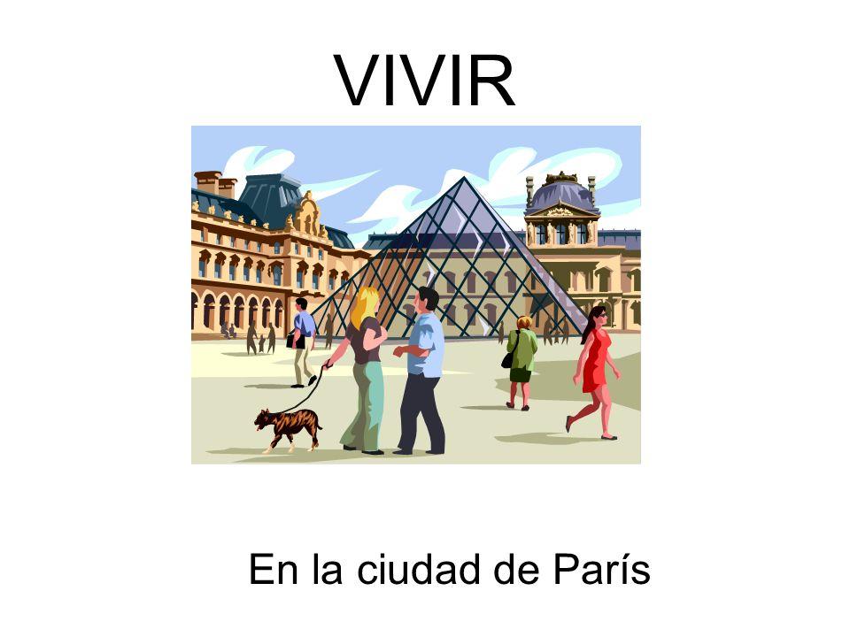 VIVIR En la ciudad de París