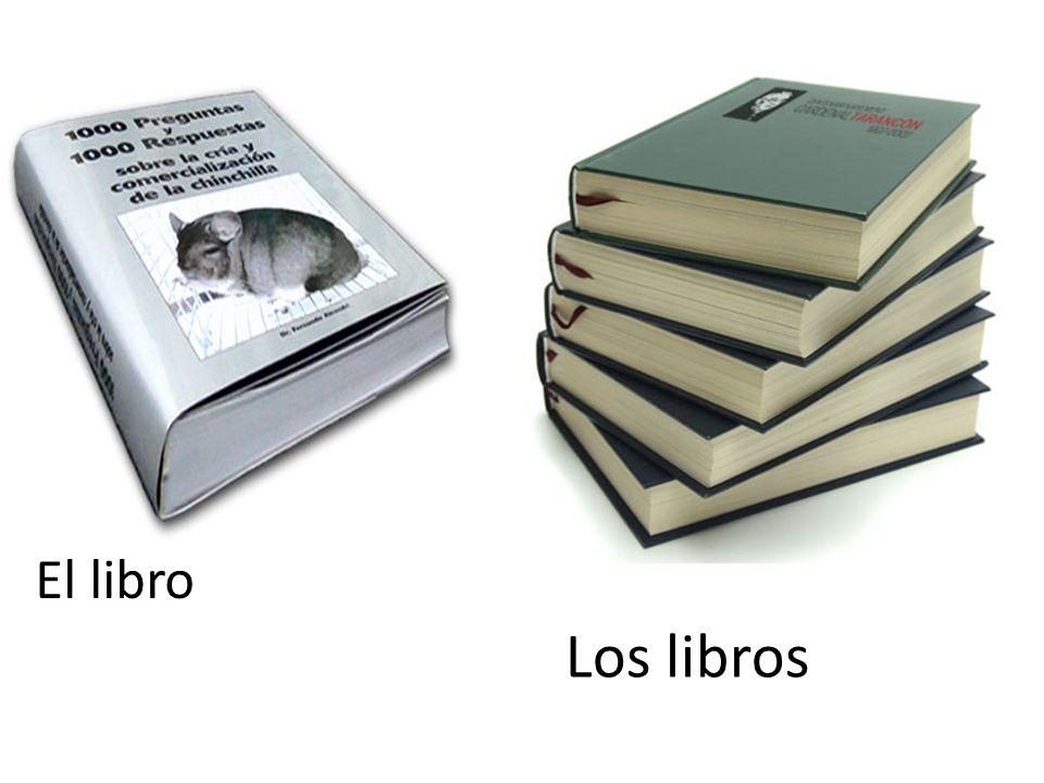 El libro Los libros