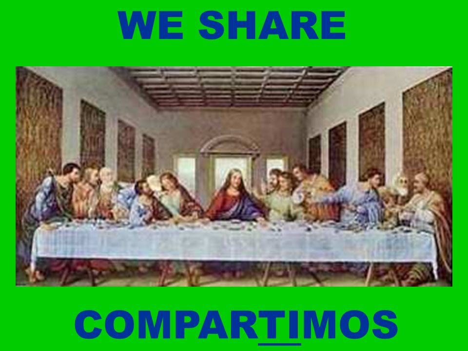 WE SHARE COMPARTIMOS