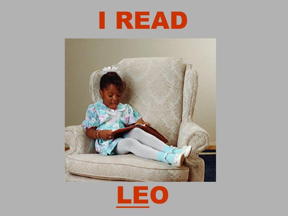 I READ LEO