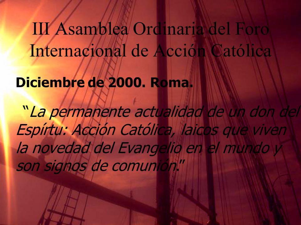 RENOVADO COMPROMISO DE EVANGELIZAR Y PROMOVER AL HOMBRE