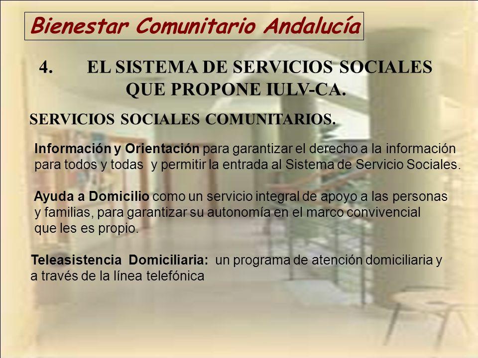 Información y Orientación para garantizar el derecho a la información para todos y todas y permitir la entrada al Sistema de Servicio Sociales. Ayuda