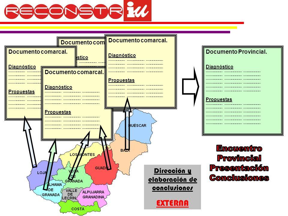 Documento comarcal.