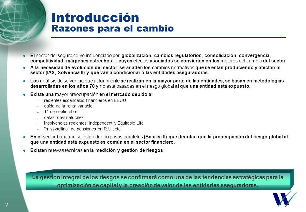 13 Valor a 31/12/2002: 1.942.181 euros Curva de tipos 31/12/2002 Euros Diferencias respecto al cálculo de la provisión matemática tradicional: 1.
