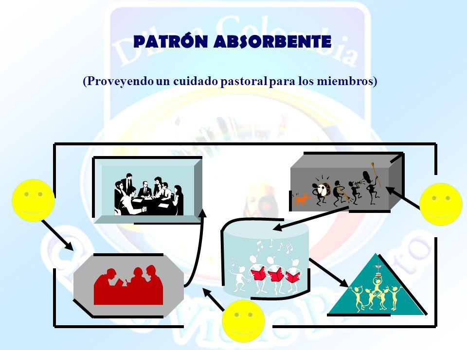 PATRÓN ABSORBENTE (Proveyendo un cuidado pastoral para los miembros)