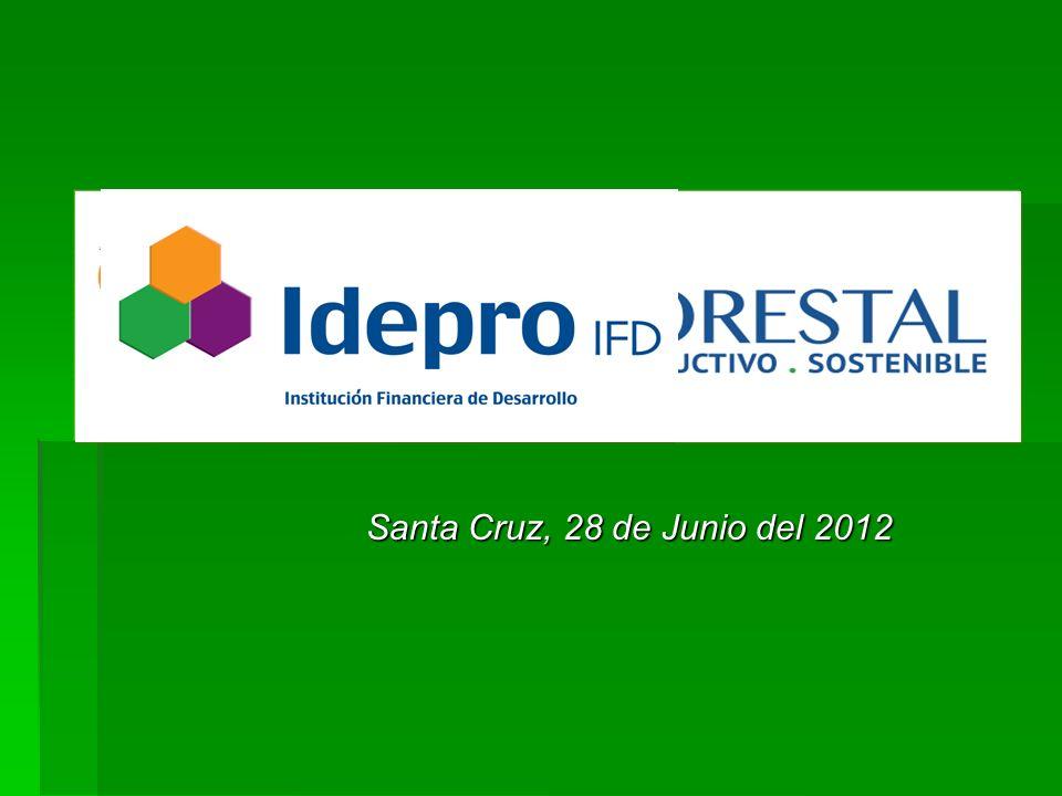 Plan Estratégico Institucional Santa Cruz, 28 de Junio del 2012