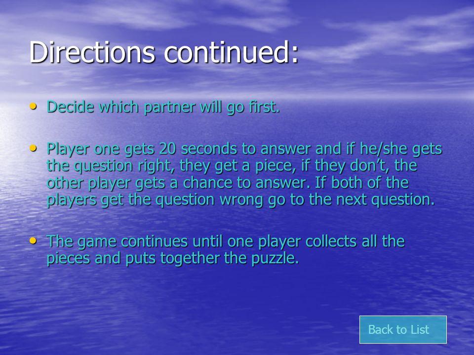 Un lugar donde puedes bucear es… A) La feria B) El campo C) El estadio D) El mar NEXT QUESTION