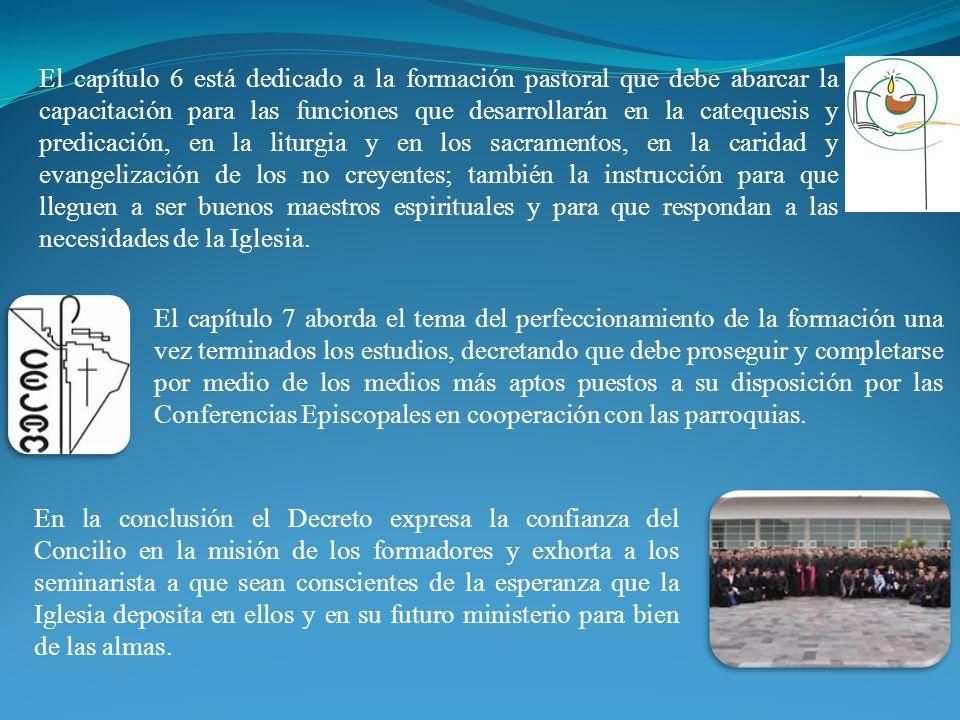 6.PERFECTAE CARITATIS SOBRE LA VIDA CONSAGRADA.