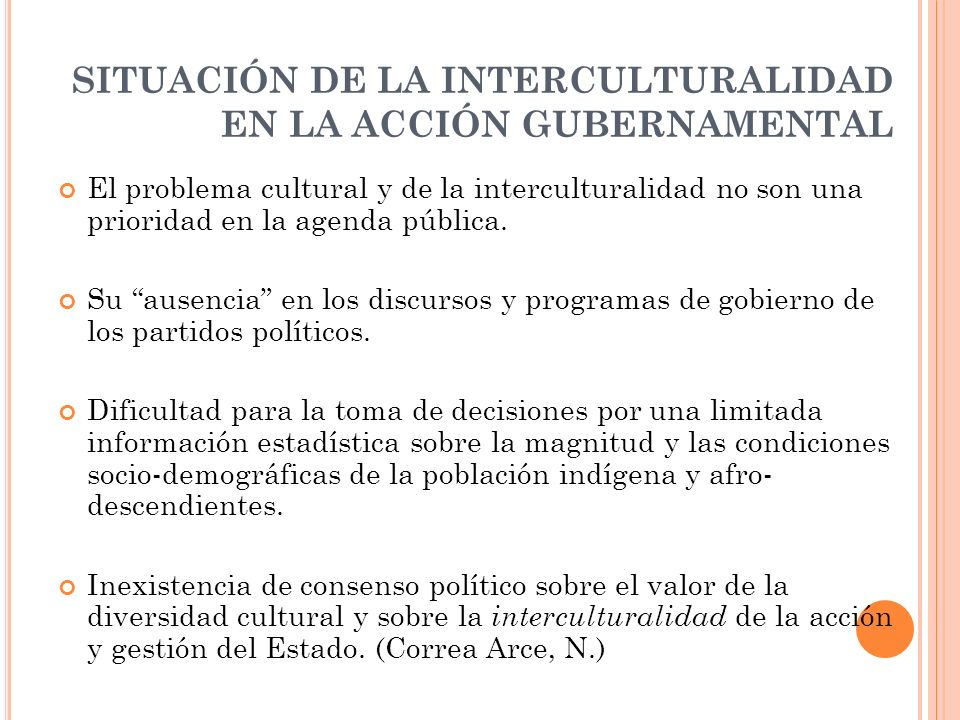 USO E INSTRUMENTALIZACIÓN DIVERSA DE LA INTERCULTURALIDAD Sobre como se entiende y utiliza el concepto de interculturalidad se dan tres direcciones.