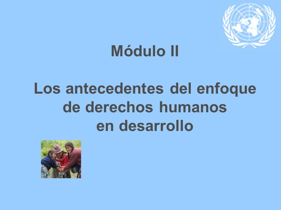 Compromiso de las Agencias con los Derechos Humanos Las agencias tienen un rol importante que jugar en la promoción y protección de los derechos humanos en Bolivia.