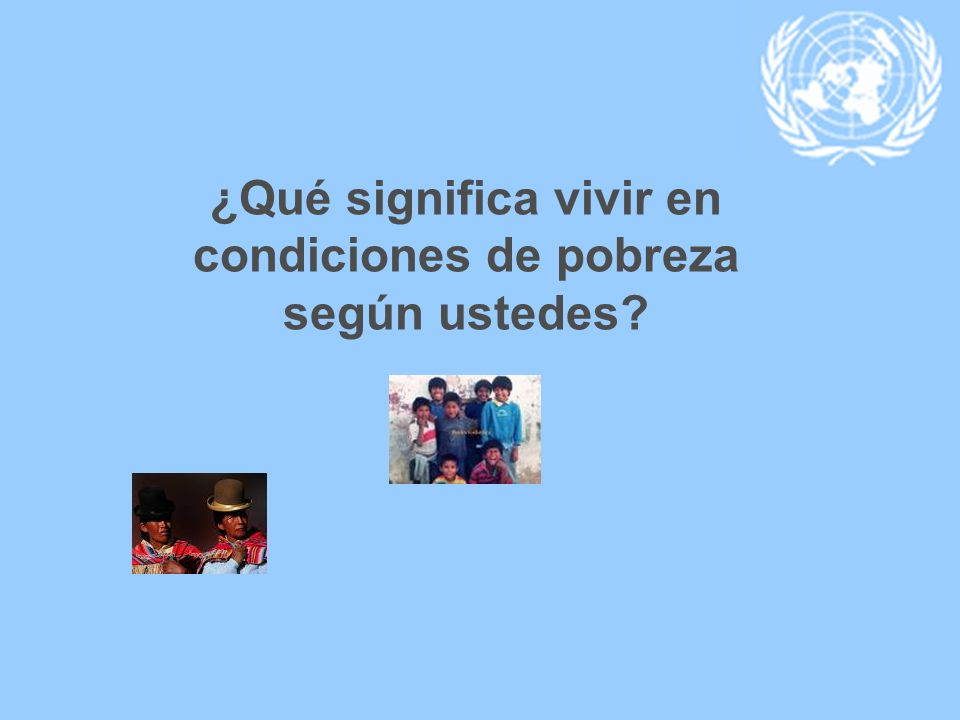Derechos humanos y los ODM Tienen mucho en común … por ejemplo: Objetivos comunes Ambos proveen herramientas para rendición de cuentas ODM recogen elementos de derechos humanos Principios rectores similares Igualdad de género hace parte de los derechos humanos y los ODM