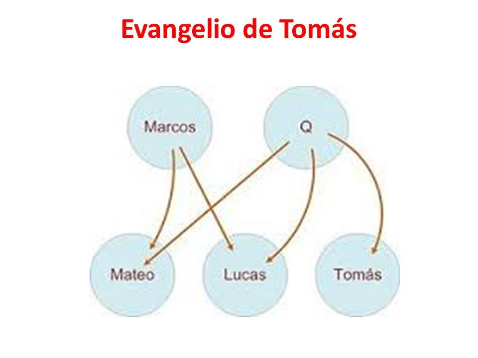 Evangelio de Tomás