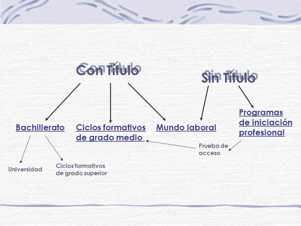 Áreas comunes - Lengua Castellana y Literatura (4 h) - Lengua Extranjera (3 h) - Ciencias Sociales, Geografía e Historia (4 h) - Tutoría (1 h) - Ética (2 h) - Educación Física (2 h) - Elegir una modalidad del área (*) (3 h): Matemáticas A Matemáticas B - Elegir dos áreas (*) (3 h) : Física y Química Biología y Geología Música Educación Plástica y Visual Tecnología Áreas optativas Elegir una (3 h): - Segunda Lengua Extranjera - Cultura Clásica - I.