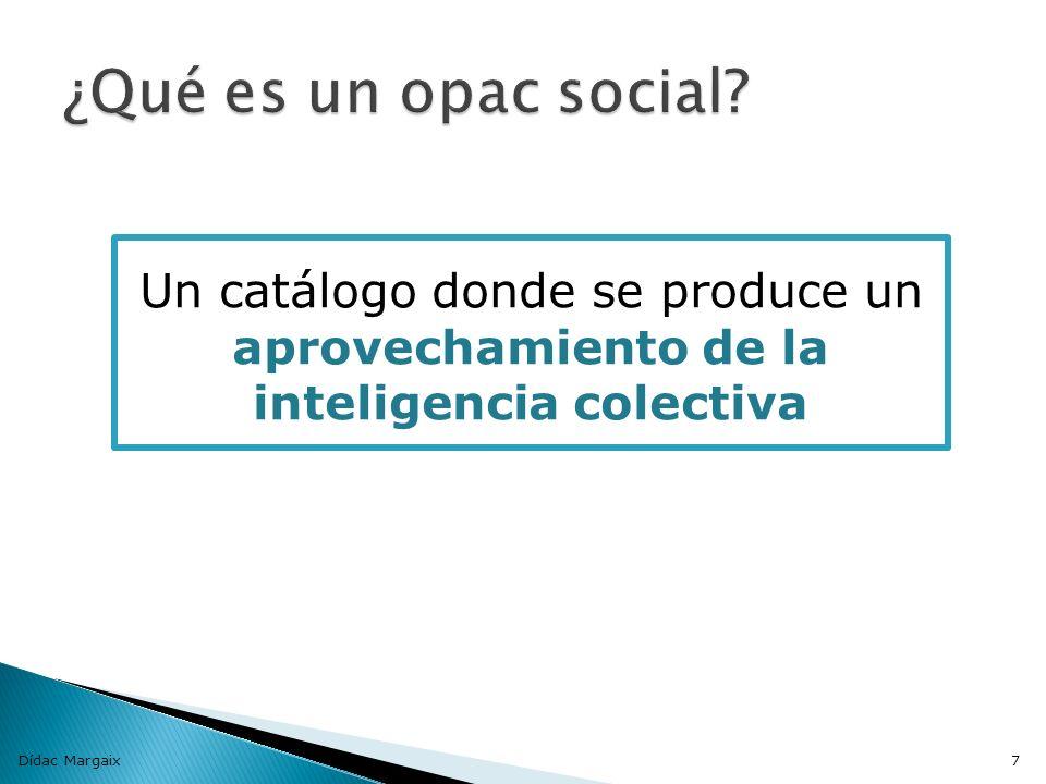 Dídac Margaix28 Web de la Biblioteca UPV http://www.upv.es/bib diemarar@bib.upv.es Blog personal