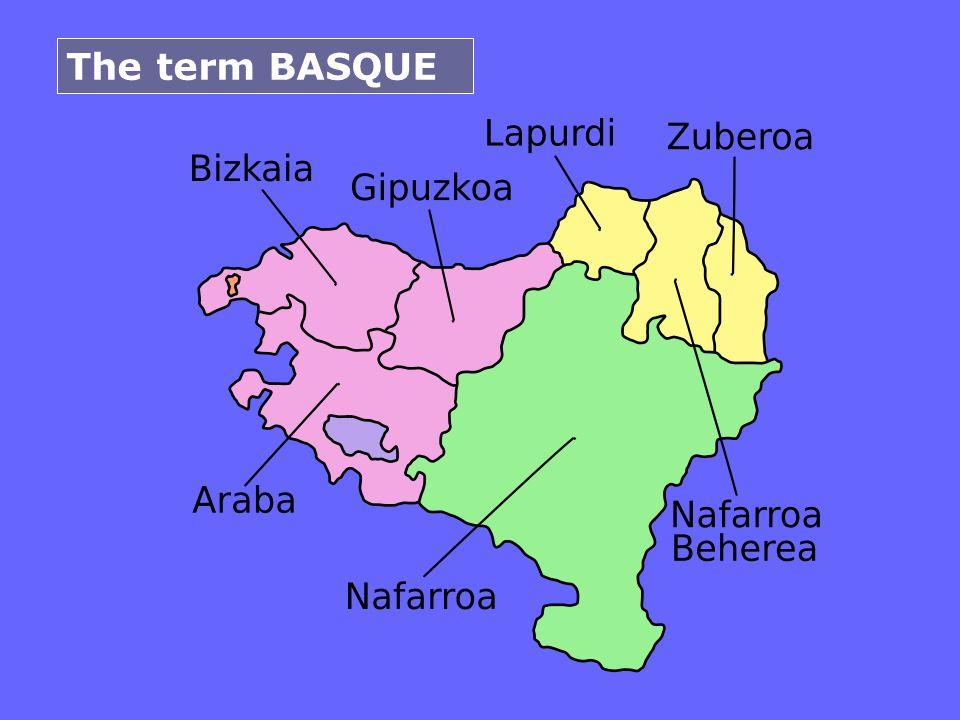 The term BASQUE