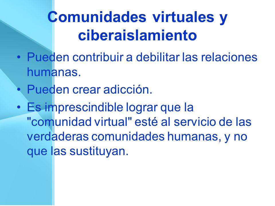 Realidad virtual e inteligencia artificial Peligro de manipulación de valores, ideas o publicidad en las representaciones de la RV a favor de intereses particulares.