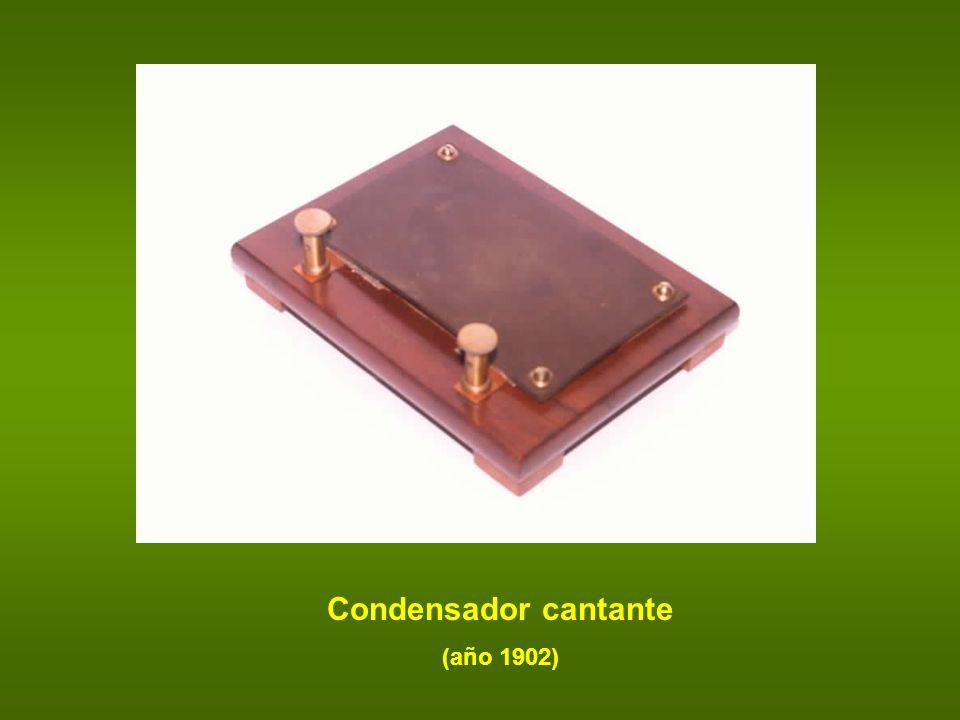 Fuelle de presión constante (año 1897)